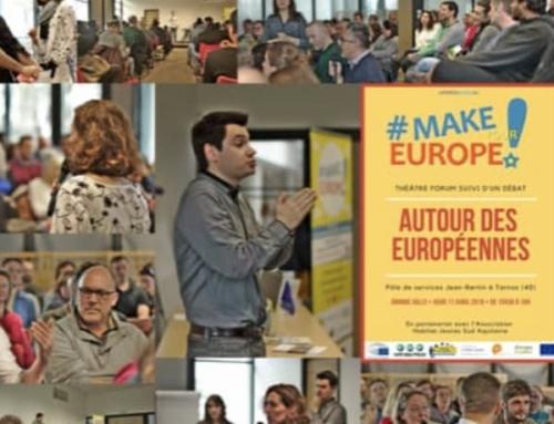 Théâtre Forum autour des européennes